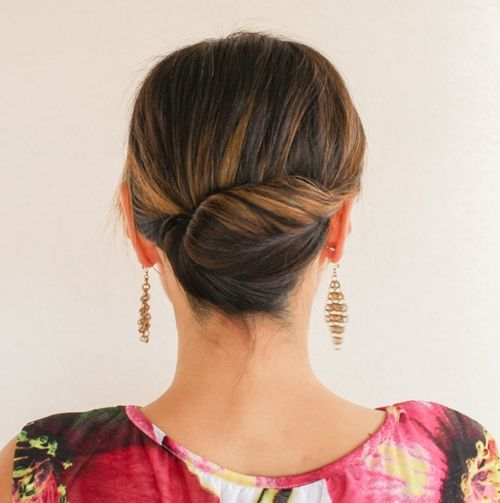 17 Best Hair Updo Ideas For Medium Length Hair Best